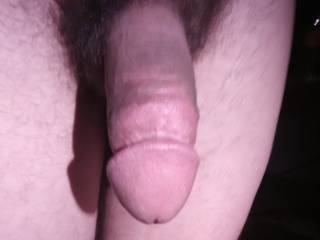 My dick just hanging out, what do you think of him?