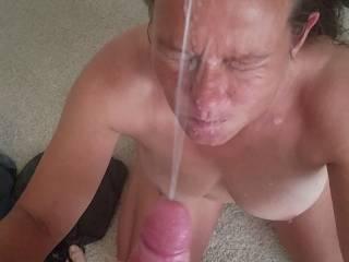 Panties pull pussy