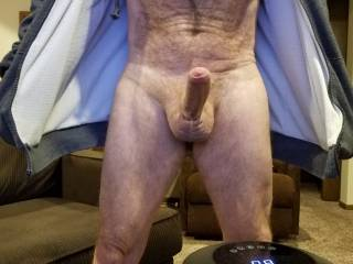 All you fun people make me hard n horny. Just wish you could help with this hard on right now.