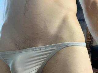 Just a pic of me in my undies.  Not sure if women like this or not.  Guess I'll find out maybe.  Men please don't reply thanks