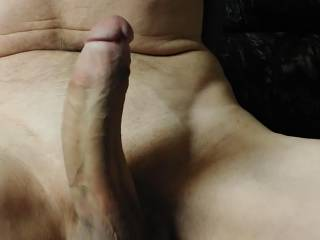 Showing my Cock to you.