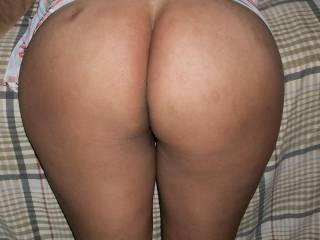 Let us know if you like her round butt