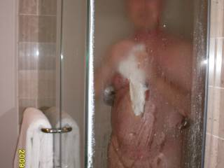 great shower after magnificent blow job