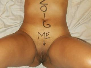 MMMMMMMMM MMMMMMMM I WOULD LOVE TO LICK and SUCK ON YOUR SWEET TIGHT PUSSY and HARD CLIT TIL YOU CUM IN MY MOUTH THEN SLIDE MY HARD COCK BALLS DEEP TIL YOU CUMM AGAIN ANYTIME SEXY!!!!!
