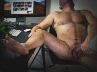 just enjoying some online porn, I hope you enjoy me enjoying myself?