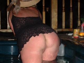 """We agree about the water not being the best lubricant, but I have a black lover with 11"""" of beer bottle thick cock that will get any pussy wet for penetration!  Are you game for BBC? Your ass is beggin for it my dear! Give in to the temptation and curiosity!"""