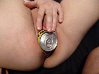 Hope it's Ice Cold! Would love to slipping my cock in after that!