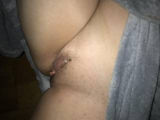 new piercing comments and cum shot practise xx