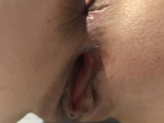 Just got a big cock in my hole!!!
