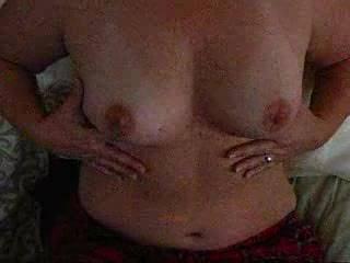 Beautiful erotic play sweet tits and nipples