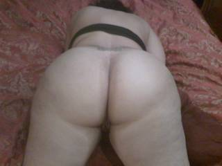 An ass that good looking needs tag teamed by a couple of cocks...and I'd love to help!