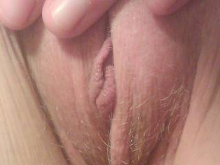 LOVE to...right after I lick and eat that sweet, shaved pussy of yours!!
