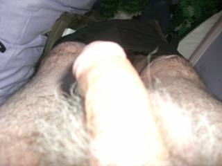 Just a view of my cock