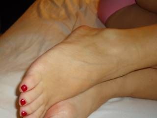 Sexy Red Wife