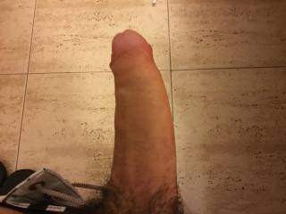 This is a hard dick
