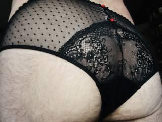 Wife's sexy panties