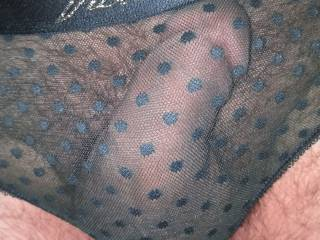 wife\'s panties are really comfortable and sexy