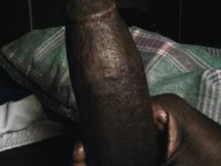 very sexy black cock would love to suck it . Ella x
