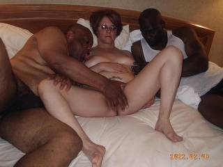 I wish I was one of those guys!!!! If you like black cocks you can spread your legs for mine!!!