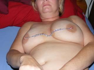 new nipple chain