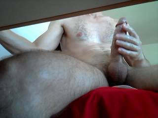 Just the cumshot of a quick wank, Comment if you (girls and couples) like ;)