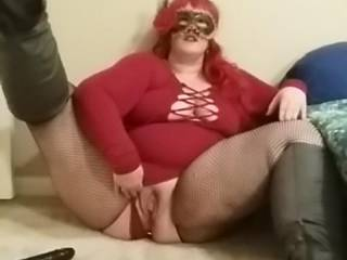 a little pussy flash