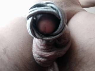 THE TIME TO HAVE FUN IN SEXY DERSS NOW HOP YOU WILL OVE IT HAND MADE  RING FOR COCK TO HID IN IT