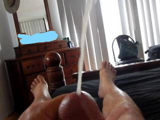 gf was os she asked for a big cum shot to play too and get off on