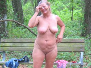 Look good naked! Wish you were our neighbor!
