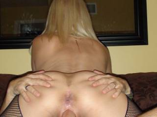 She loves fucking on top and grinding out those orgasms
