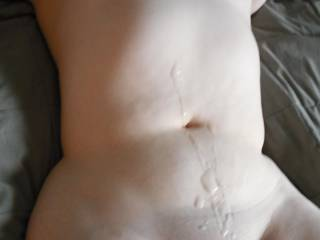 Pretty nice cumshot, don\'t you think??
