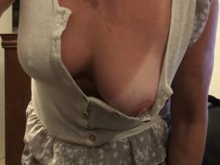 Sexy Wife Coming Out Of Her Bikini