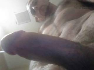 Who wants to stroke n suck me while my wife watches