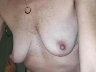 more sexy tits closeup