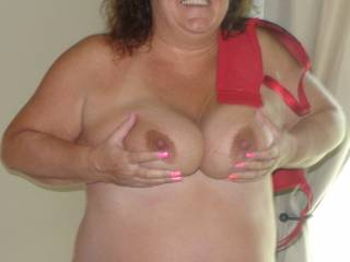 Out and free oh some heavy titties for you to see