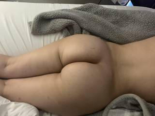 Wife ready for the pounding