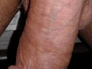 My cock needing some attention...anybody want to help......