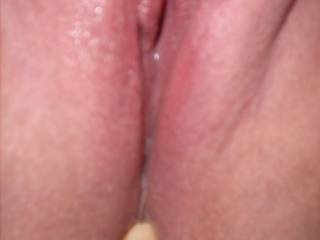 mmmm, i can't resist the urge to want to tease and flick my tongue over and around your swollen clit until you cum again >:)