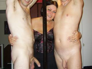 mmmm yes it certainly was fun touching those to sexy naked bodys mmmm yes pls xxxx