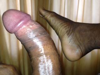 Yes love a big black curvy cock !!!!