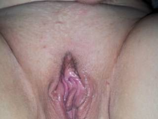 I'll fuck and fill that sweet pussy anytime you want!!!...yum