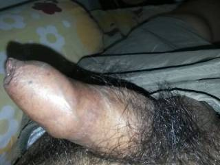 Would love to have my mouth over your cock my tongue inside your foreskin when you cum  mmm
