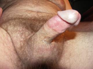 DUDE! great head on your cock! let me massage it with my tonsils.