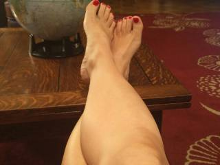 Feet and Legs