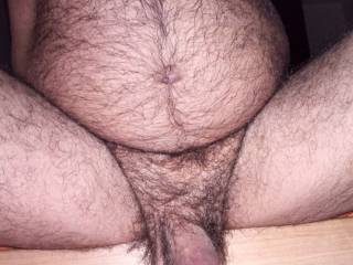 My hairy body