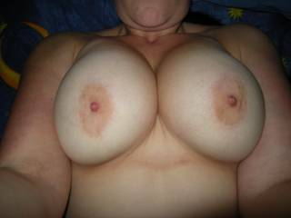 They look so incredibly delicious and I would love to suck those nipples until they are extremely sensitive and sticking right up.
