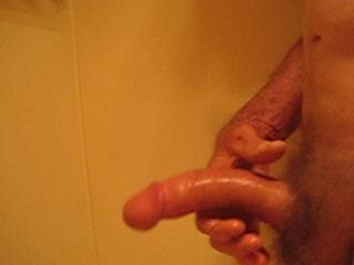 i enjoy edging too.  would be fun to edge together then have you cum on my cock and balls