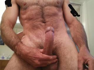 My hard dick, what you think, ladies?