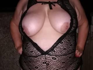 flashing my boobs