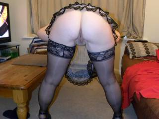 knickers finally off - what should i do now?